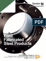 Catálogo equipo para conducciones Ford Meter Box