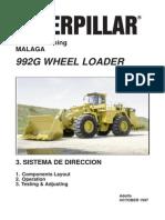 Direccion 992g - Ingles