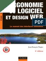 Ergonomie Du Logiciel Et Design Web Le Manuel Des Interfaces Utilisateur