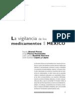 La Vigilancia de Los Medicamentos en Mexico