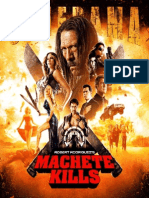 Machete Kills - Revista Cinerama
