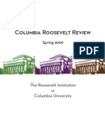 Columbia Roosevelt Review