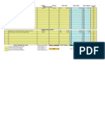 Planilha de Pedidos Jequiti 2013