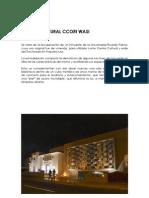 Centro Cultural Ccori Wasi