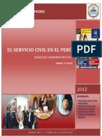 EL SERVICIO CIVIL EN EL PERÚ (1)