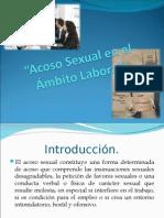 Acoso Sexual Etica III