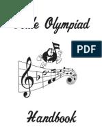Scale Olympiad Handbook 2013