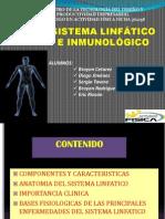 Sistema Linfatico Ppt