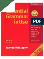 Essencial Grammar in Use Third Edition