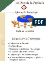 Iglesia y La Tecnologia