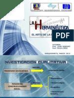 Presentacion Final Hermeneutica