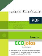 Tijolos Ecológicos tr grupo