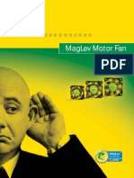 Sunon MagLev Motor Fan - 2005technology
