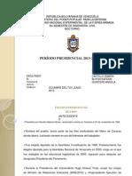 Presidencia de La Republica (Maduro)