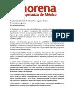 Al gobernador del estado de Colima, Mario Anguíano Moreno. (8-10-13)