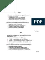 Examen de TAIS II