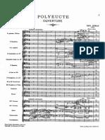 Polyeucte Overture