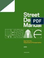 Street Design Manual NYC Sdm_hires