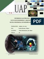Mallas en Mineria Superficial y Subterranea