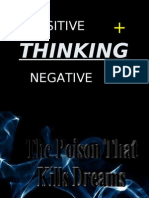 Positive Thinking- 23s -