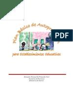 Plan Basico de Autoproteccion p Escuelas