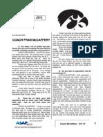 Coach McCaffery - 10 9 13