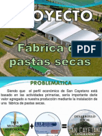 Proyecto Fabrica