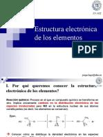 e Structur a Electronic A
