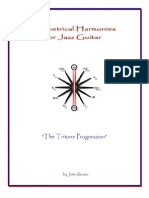 Symmetrical Harmonies...the Tritone Progression