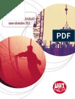 Informe Accidentes Trabajo Ene-dic2011