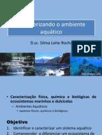 Ecologia Aquática email