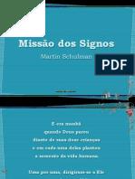 Crystal - Martin Schulman - Missao dos Signos.pps