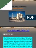 PLANTAS ASFALTICAS