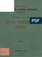 Figari Pedro - Arte Estetica Ideal Tomo 2