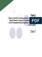 Clase 7 Lengua