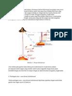 proses hidrotermal