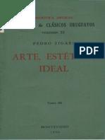 Figari Pedro - Arte Estetica Ideal Tomo 3