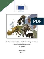 2013 EUCommission Carnivore Status 2