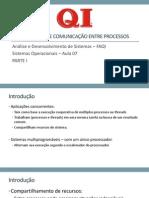 Aula07 Sincronizacao Comunicacao Processosv2