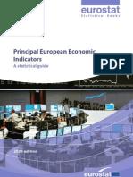 Eurostat Principals Economic Indicators Ks 81-08-398 En