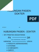 Hub Pasien - Dr