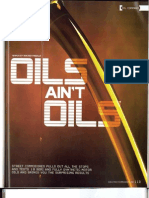 Oil Tests