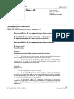 Documento 27 Proyecto Cdi Responsabiolidad Organizaciones Internacionales