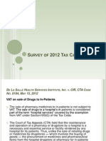 Survey of 2012 Tax Cases.pptx