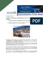 19-08-2013 Blog Rafael Moreno Valle - Cumple Gobierno Compromiso Con Los Que Menos Tienen