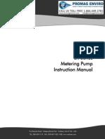 Walchem Pump LKN Series Manual