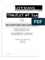 Project on PIA by Shehmeen