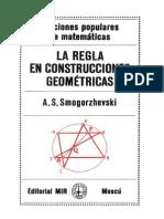 7354594 Smogorzhevski La Regla en Construciones Geometric as Espanhol