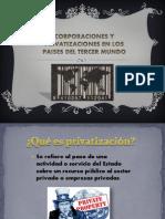 Corporaciones y Privatizaciones 1