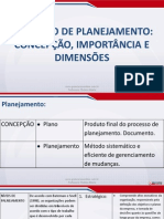 Conhecimentos Especificos III Atividades Aula 01 Processo de Planejamento98972871320